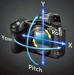 Nikon Z7 stabilisation