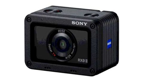 Sony RX0 II featured