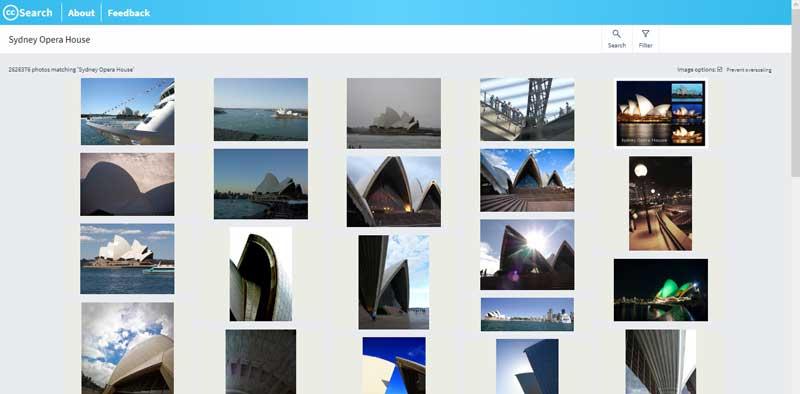 Shorts & Briefs Creative-Commons-screenshot