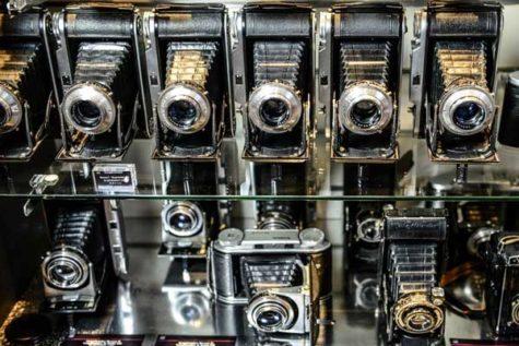 Michaels Cameras