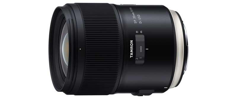 Tamron lens 35mm