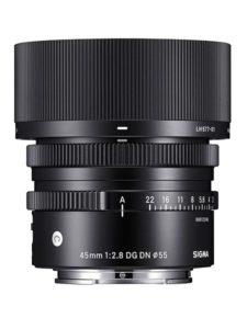 Sigma 45mm f.28 DG DN Contemporary