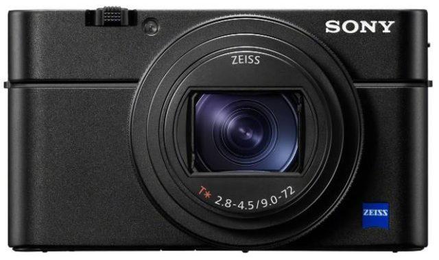 Sony RX100 VII.