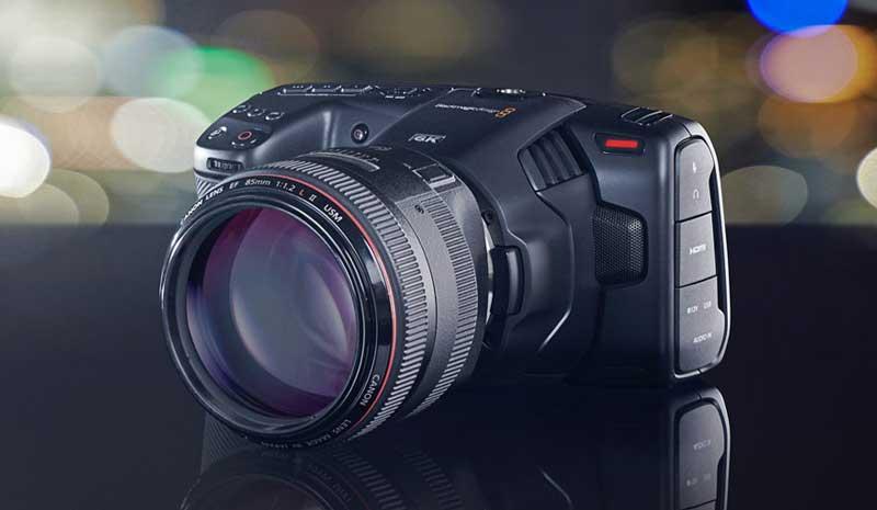Blackmagic unveils 6K Pocket Cine Camera - Inside Imaging