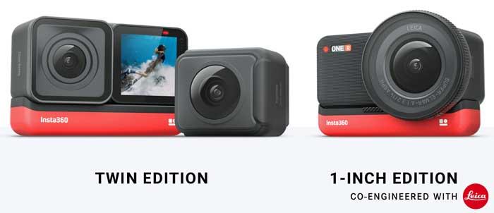 Insta360 One R kits