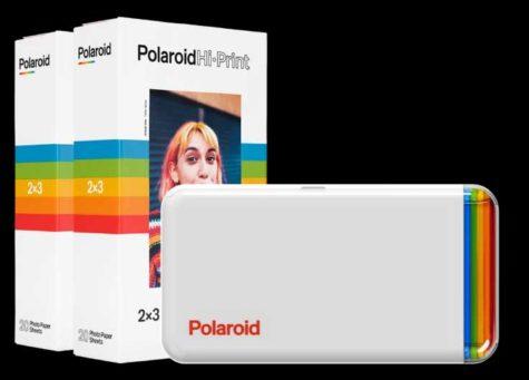 Dye Sub Mini Printer From Polaroid Inside Imaging