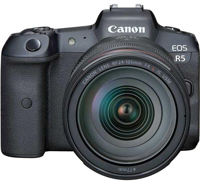 Canon R5 main