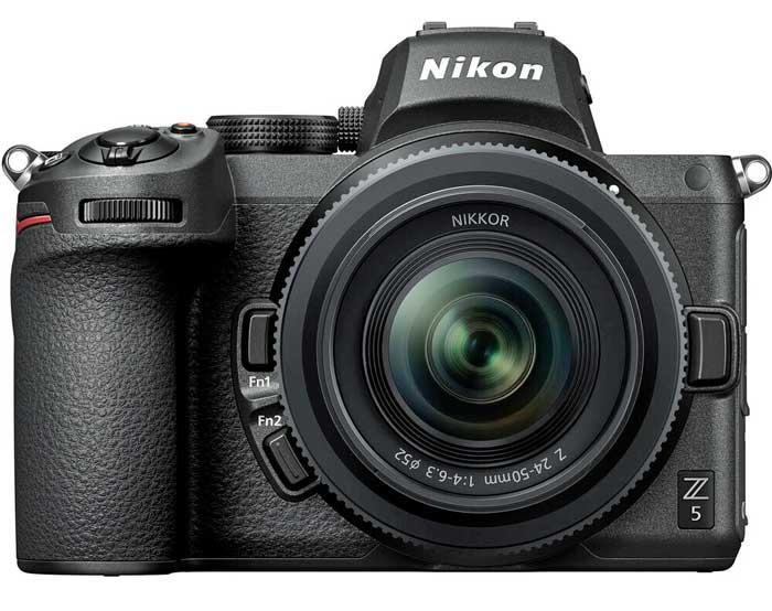Nikon Z5 main