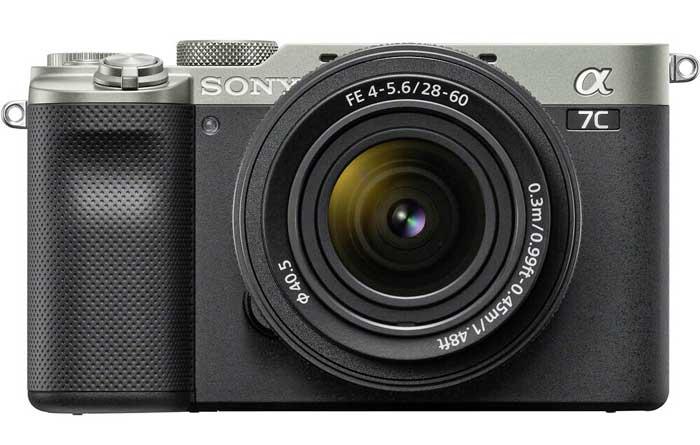 Sony A7C main