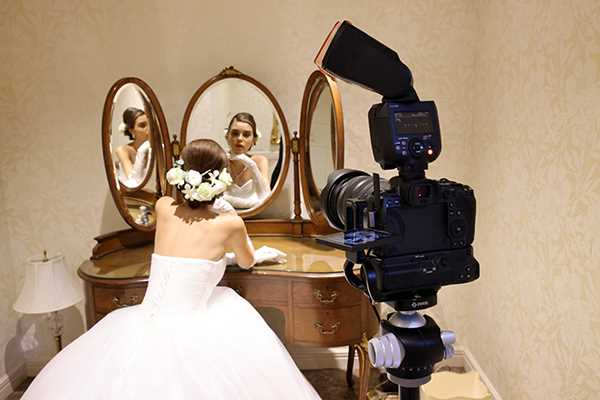 Canon EL-1 portraits