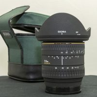 Sigma 17-35MM F2.8-4 EX lens for Sony A-mount – Used