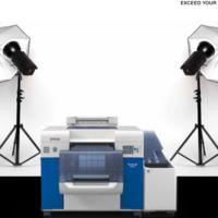 Epson D3000 Printer , twin magazine & paper sorter