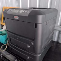 Kodak DL 2100 Printer with Consumables