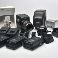 Rollei 6006 outfit w/2 lenses and accessories